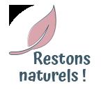 Bouton restons naturels
